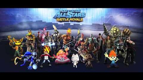 Playstation All-Stars Battle Royale Music San Francisco - Resistance