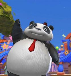 Carnival-island-panda