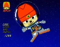 Parappa spacesuit