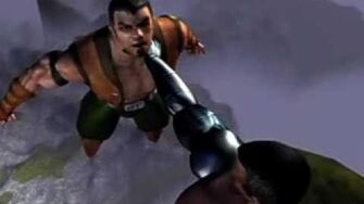 Mortal Kombat 4 Jax's Ending