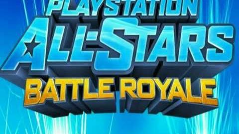 Playstation All-Stars Battle Royale Trailer Theme