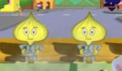 Onion Pupils