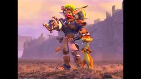 Playstation All-Stars Battle Royale Jak & Daxter VO