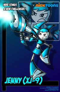Nicktoons jenny xj 9 by neweraoutlaw-d53j4va