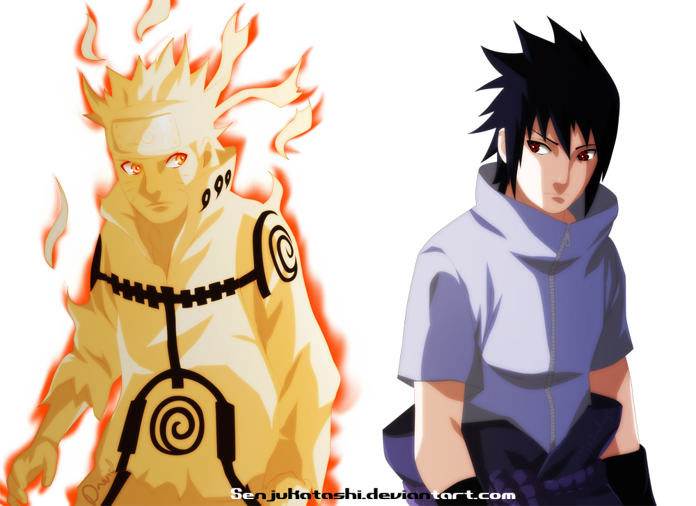 User Blog:LeeHatake93/Naruto And Sasuke