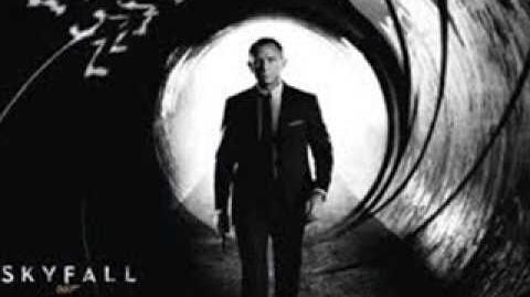 Skyfall OST-14 The Bloody Shot