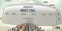 Museum of Night Owl