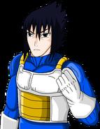 Saiyan Sasuke