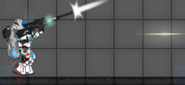 Firing Sniper Rifle