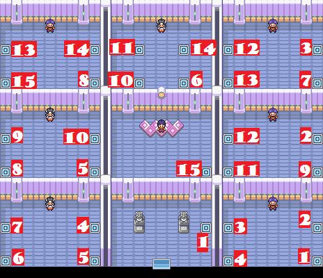 Saffron Gym Pokemon Planet Wikia Fandom Powered By Wikia