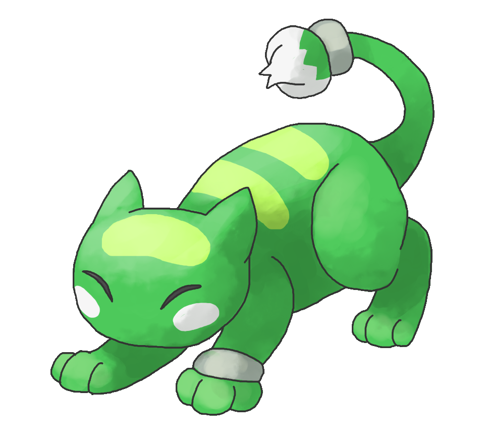Pokemon uranium pokemon - 94c