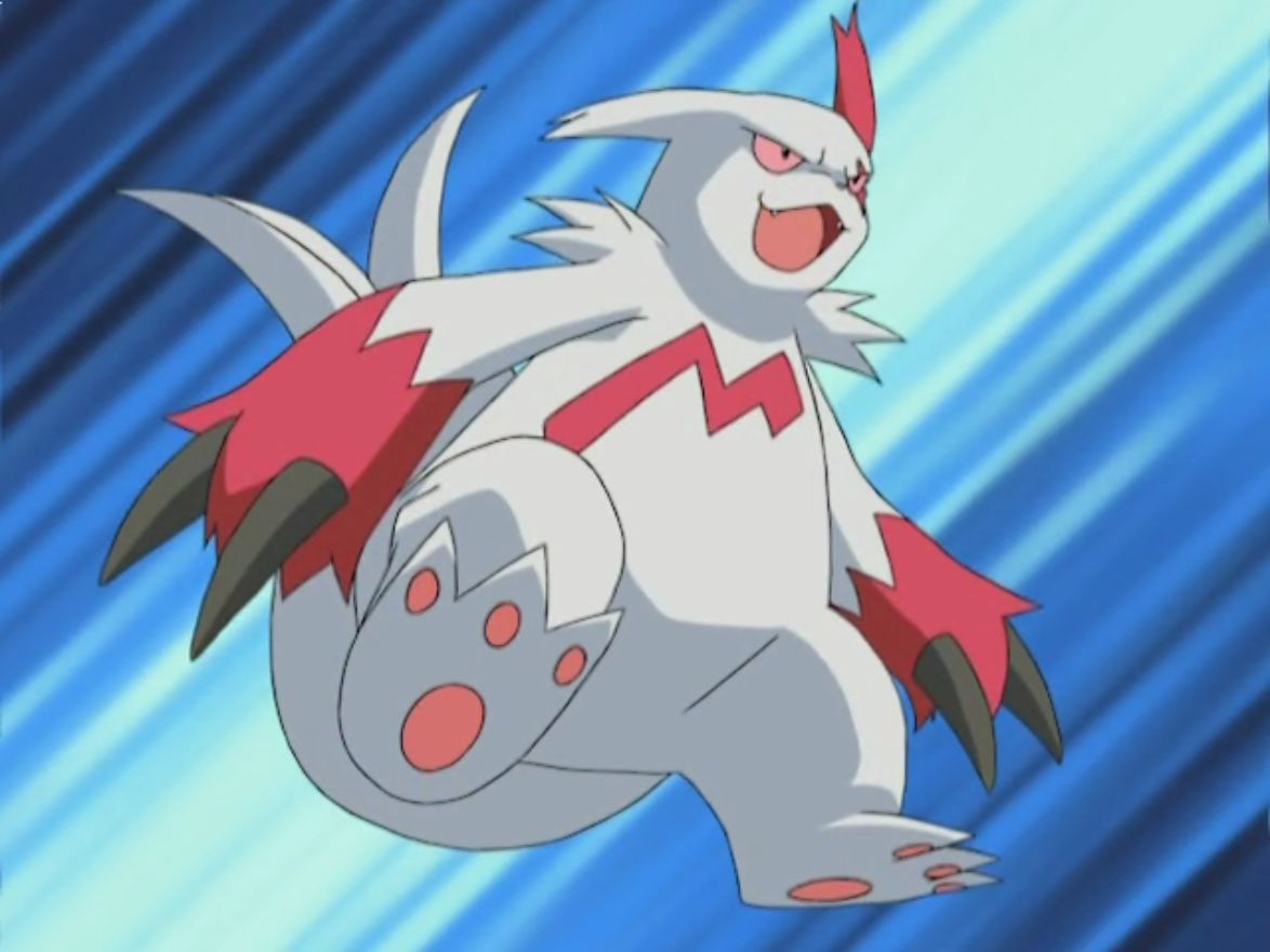 Black Belt Zangoose