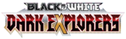 Black & White Dark Explorers logo