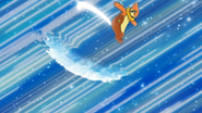 Ash Buizel Sonic Boom