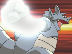 Scientist Rhydon Hammer Arm
