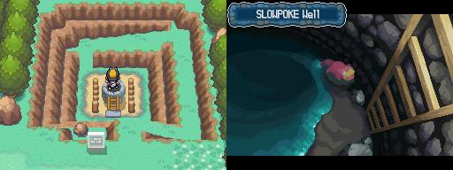 HGSS - Slowpoke Well 1