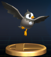 Starly trophy SSBB