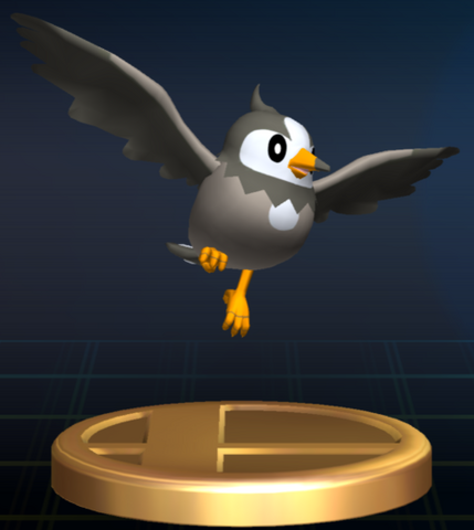 File:Starly trophy SSBB.png