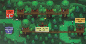Fortree City ORAS