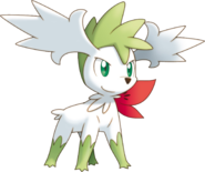 492Shaymin (Sky) Pokemon Mystery Dungeon Explorers of Sky