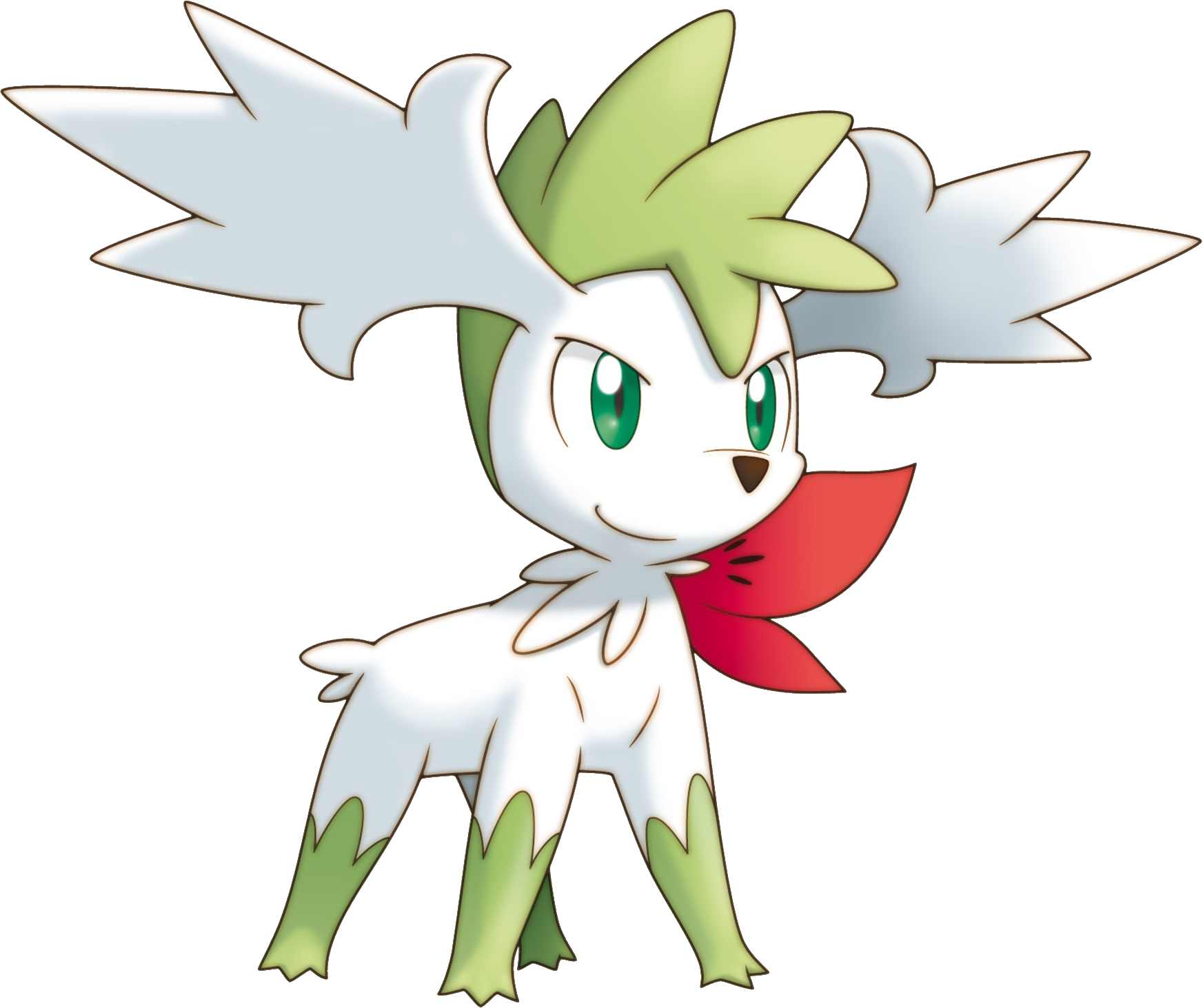 Obtain Pokémon's Shaymin at Movie Screening | WIRED
