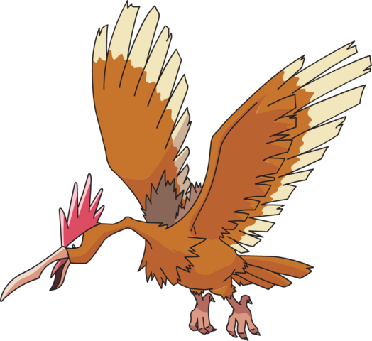 File:022Fearow AG anime.png