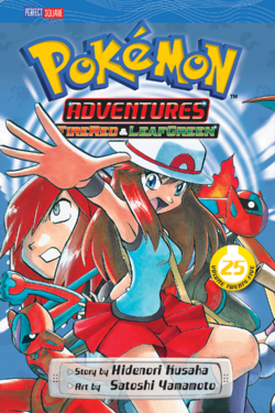 Viz Media Adventures volume 25