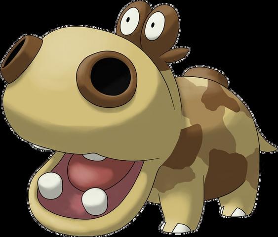 File:449Hippopotas Pokemon Ranger Shadows of Almia.png