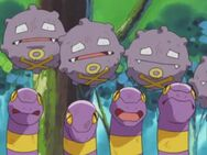 Koffing and Ekans