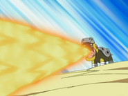 Hippowdon Hyper Beam