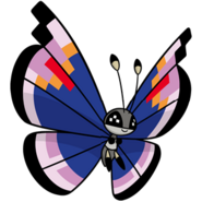 666Vivillon Elegant Dream