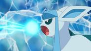 Virgil Glaceon Ice Beam