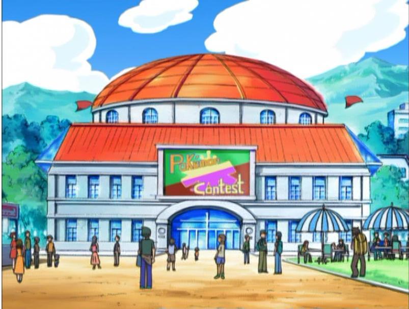Hearthome City Pok 233 Mon Wiki Fandom Powered By Wikia