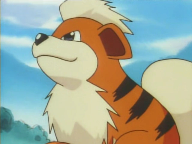 Lara's Growlithe
