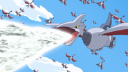J Henchmen Skarmory Flash Cannon