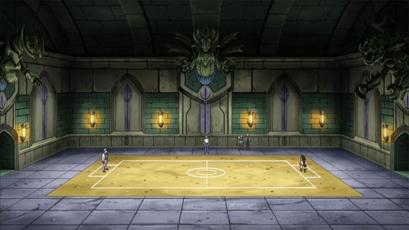 Fandom powered by wikia for Gimnasio 8 pokemon reloaded