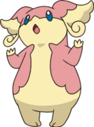 531Audino BW anime 2