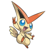 494Victini Pokemon 20th Anniversary