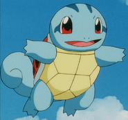 First Squirtletwo