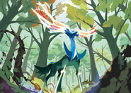 Xerneas artwork