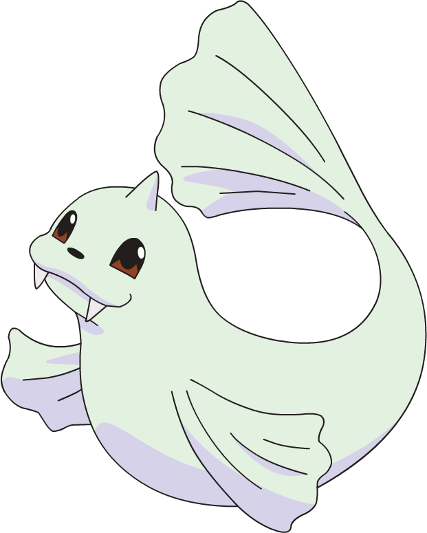 The first Dewgong I find in a safari is shiny! : ShinyPokemon
