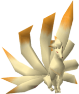 038Ninetales Pokemon Stadium