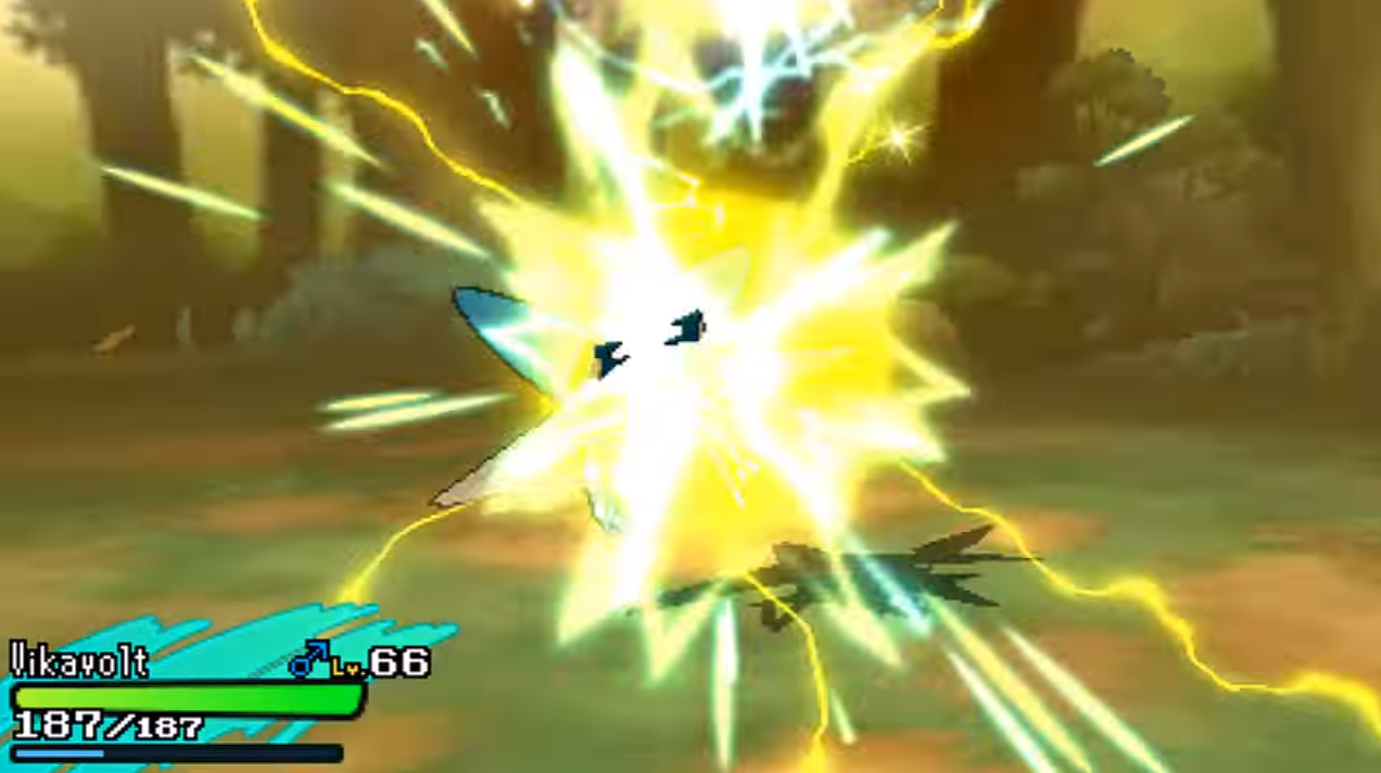 pikachu volt tackle ssbb