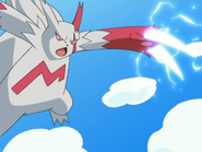 Black Belt Zangoose Crush Claw