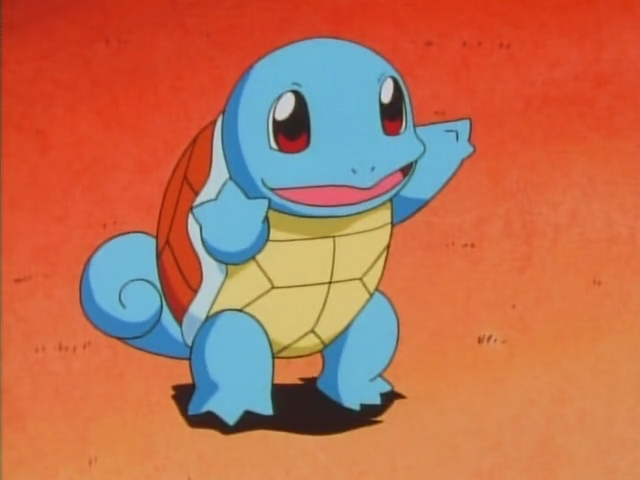 Gentleman S Squirtle Pok 233 Mon Wiki Fandom Powered By Wikia