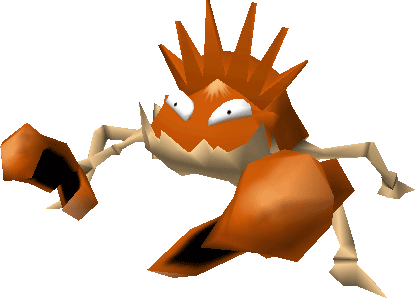 File:099Kingler Pokemon Stadium.png