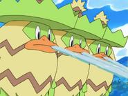 Ludicolo Water Gun
