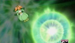 Mona Lilligant Energy Ball
