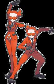 Team Flare XY