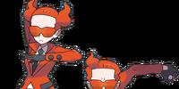 Team Flare Grunts